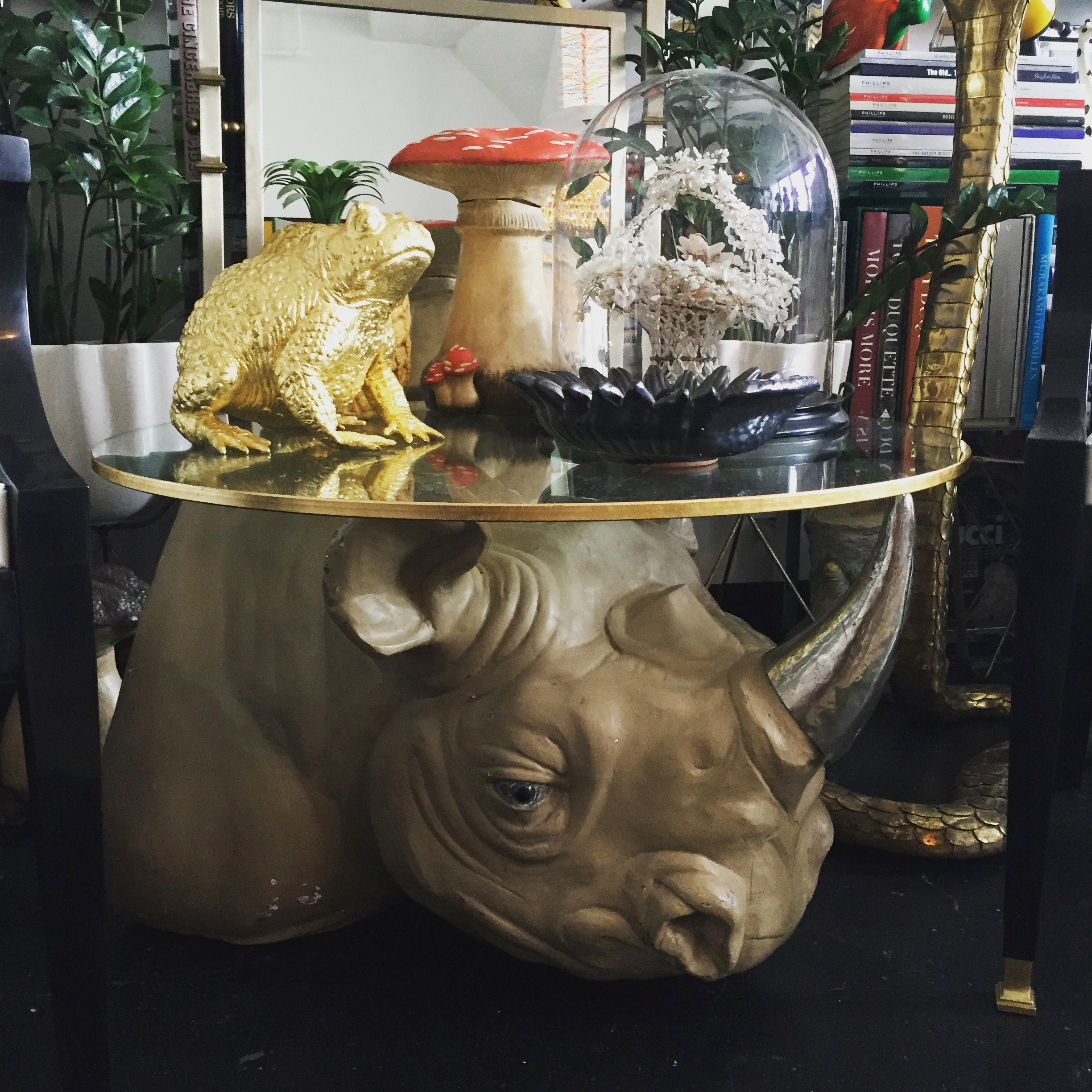 Rhinoceros Table