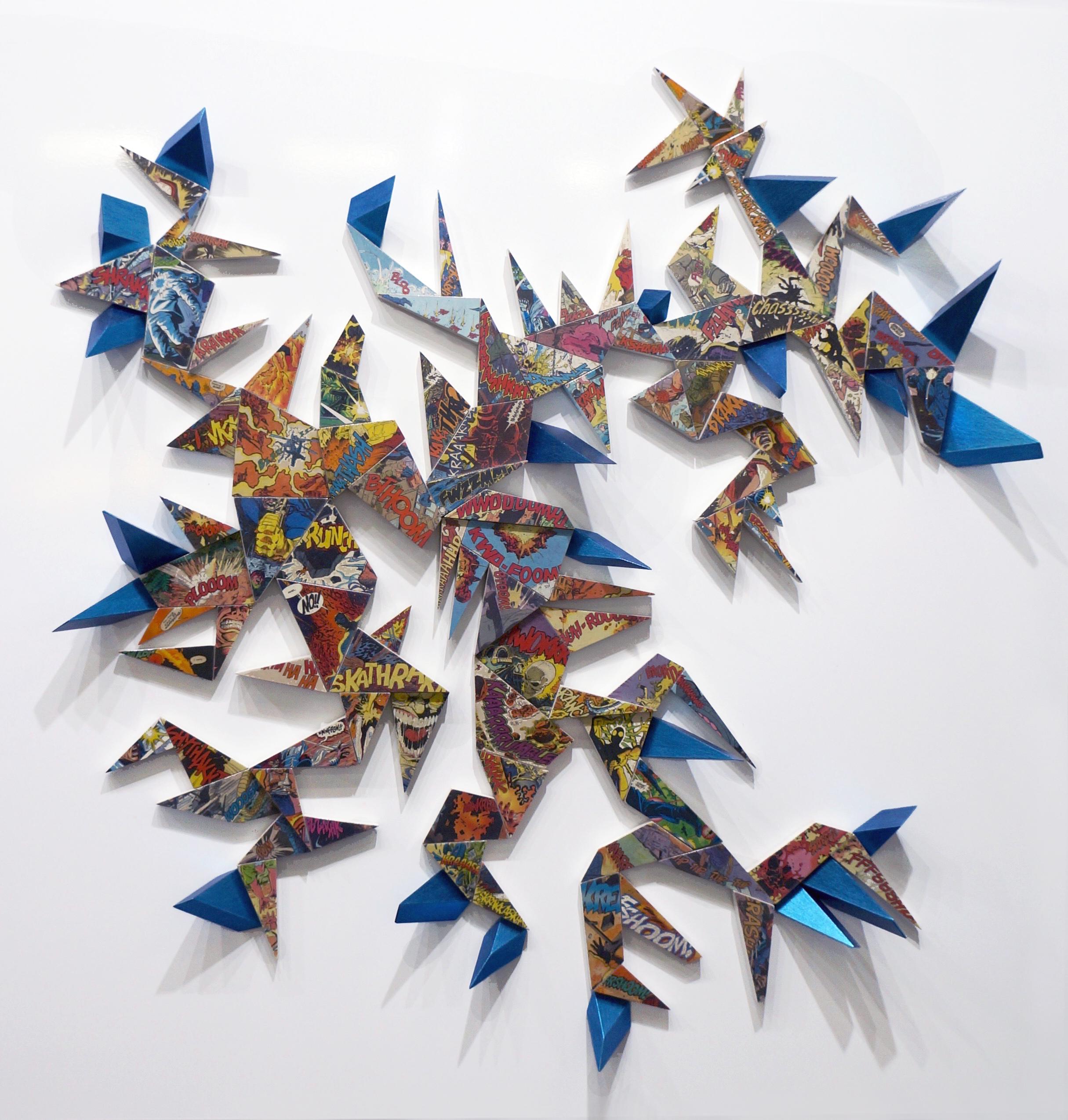 Kaboom by Susan Weinthaler