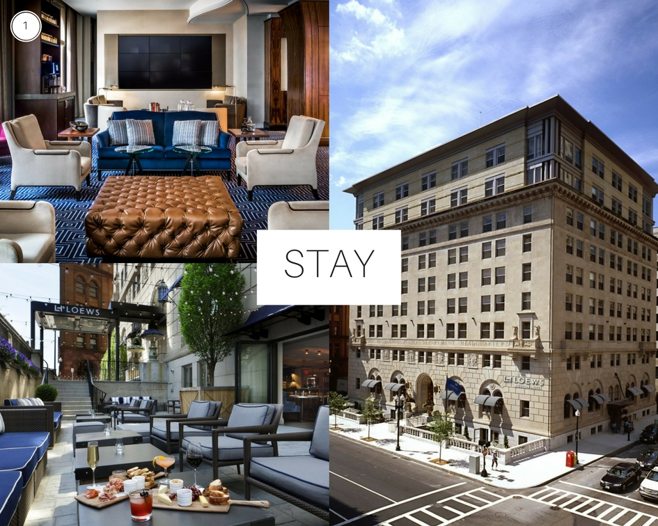 Boston City Guide: Stay