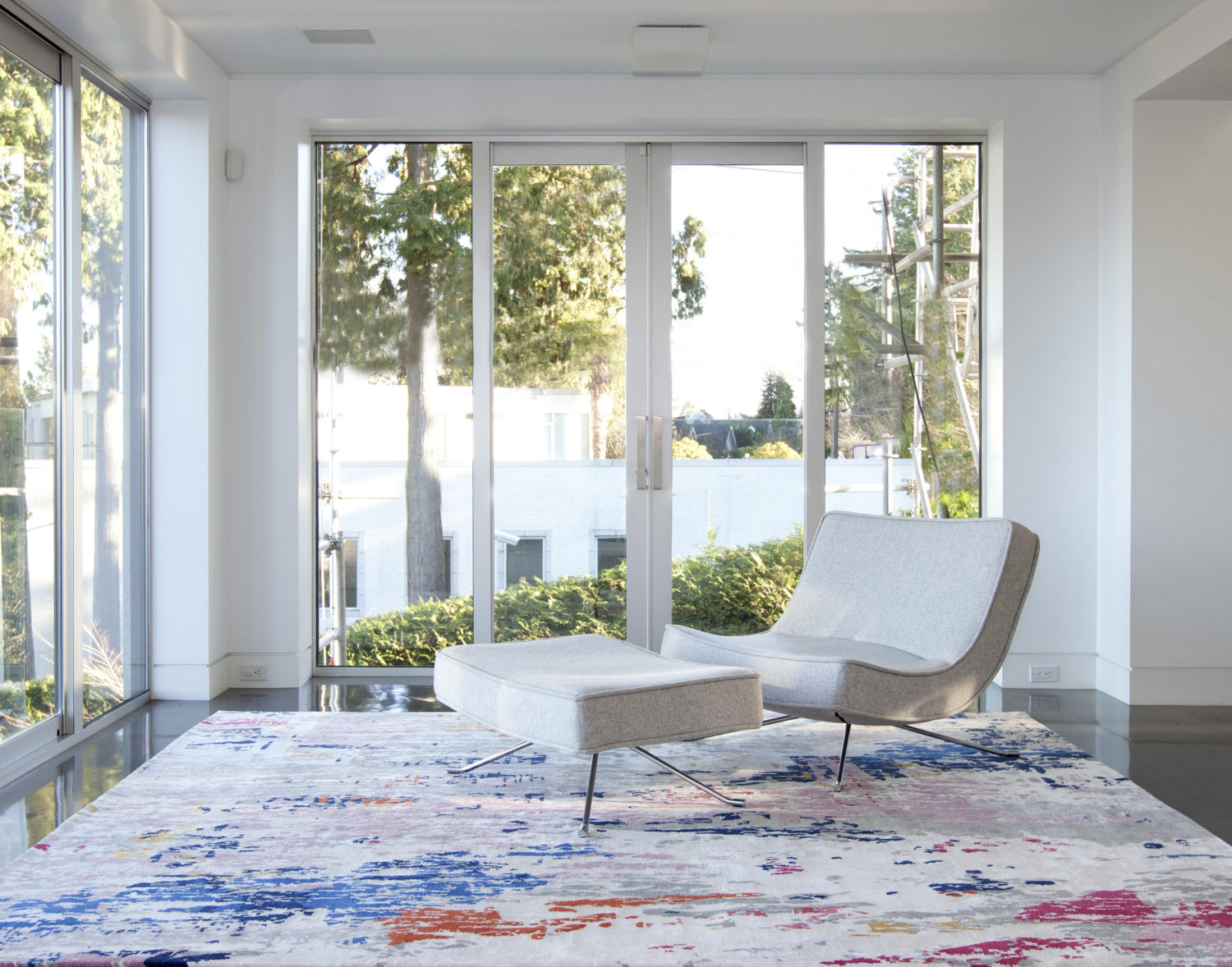Passage Rug by Zoe Pawlak; Photo By: Janis Nicolay