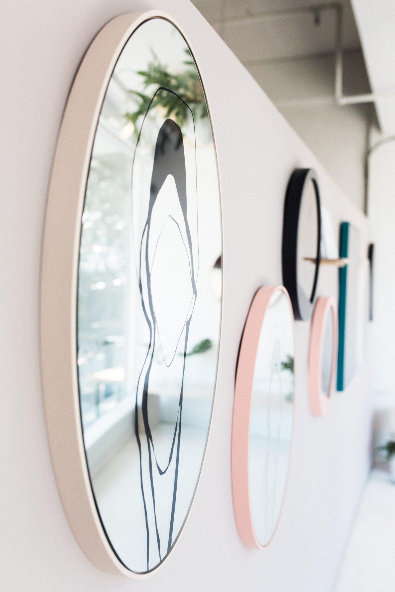 Zoe Pawlak Mirror Collection, Photo By: Christine Pienaar