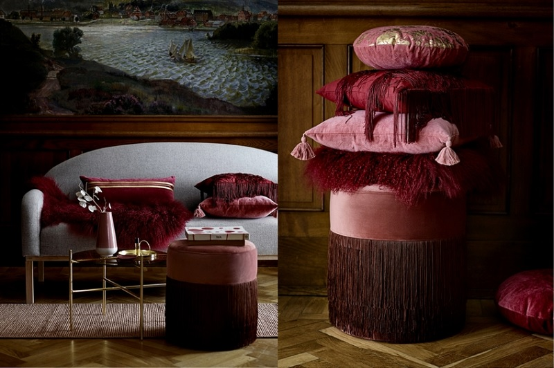 Color Crush Merlot - Image Courtesy of Bloomingville - Life-Styled.net