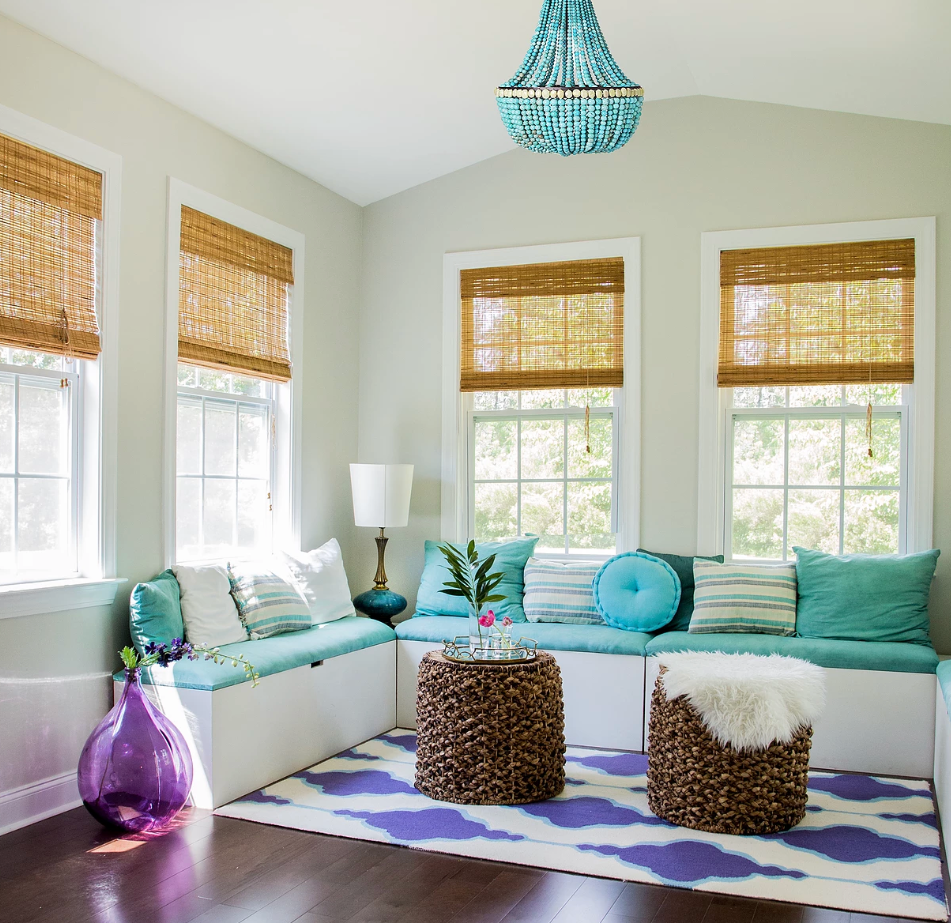 Tanner Plantation: Vibrant Bungalow by JLV Creative - Life-Styled.net