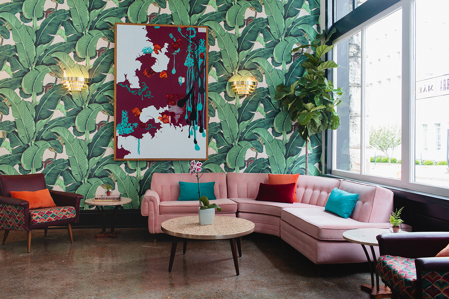 dwell hotel the parlor photographed by graham yelton life styled