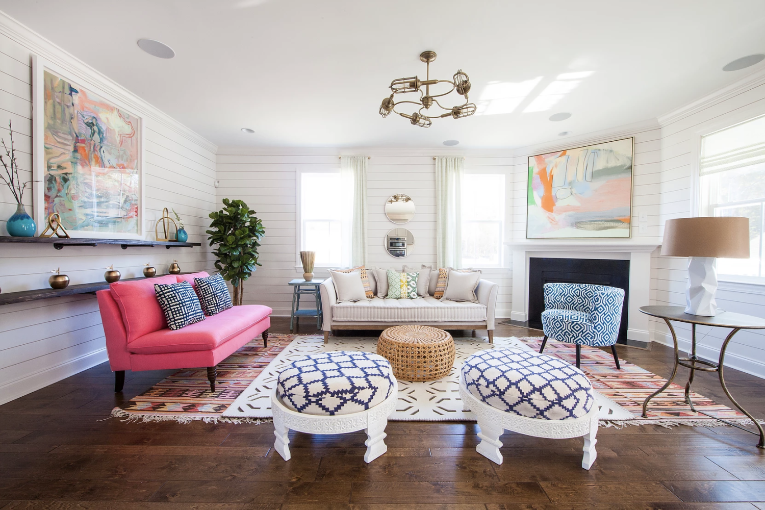 Back to the Fuchsia - PARK WEST: Stylish Easy Living by JLV Creative - Life-Styled.net