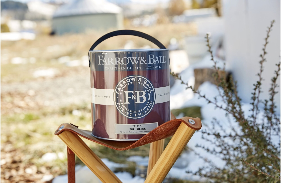 Farrow & Ball Paint Can