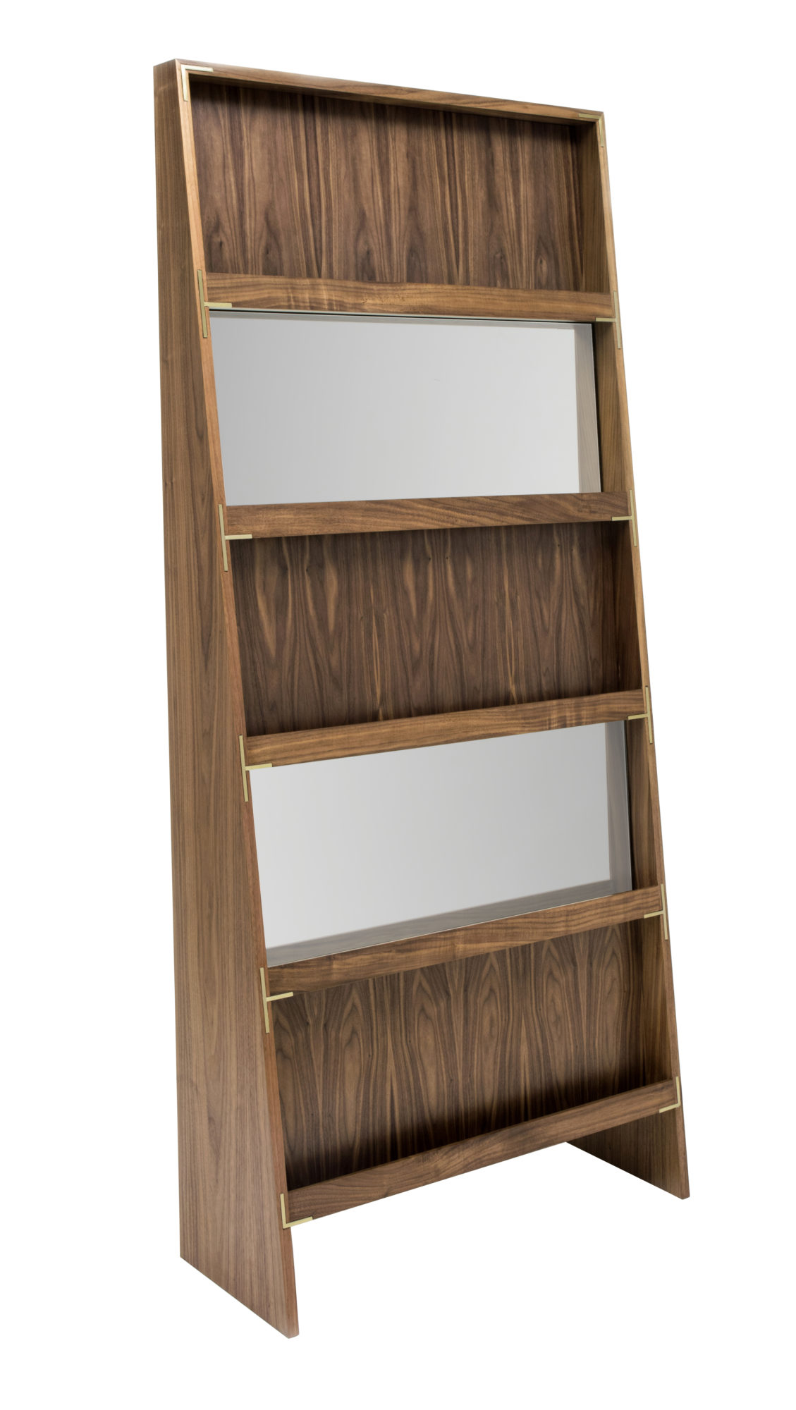 Product Shown: Stacy Garcia for D'Style by Kimball Hospitality: Oslo Magazine Rack