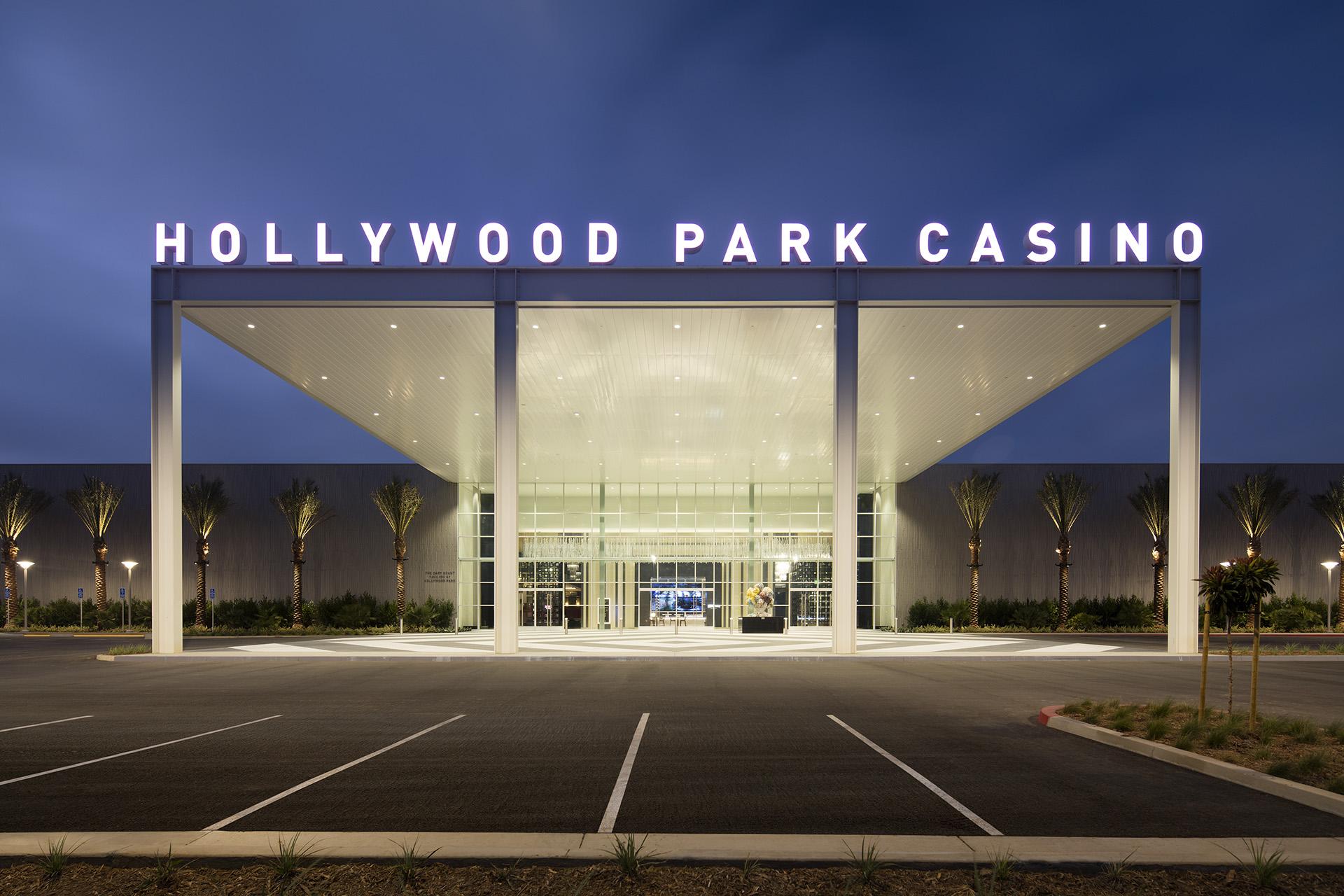 Hollywood Park Casino 83